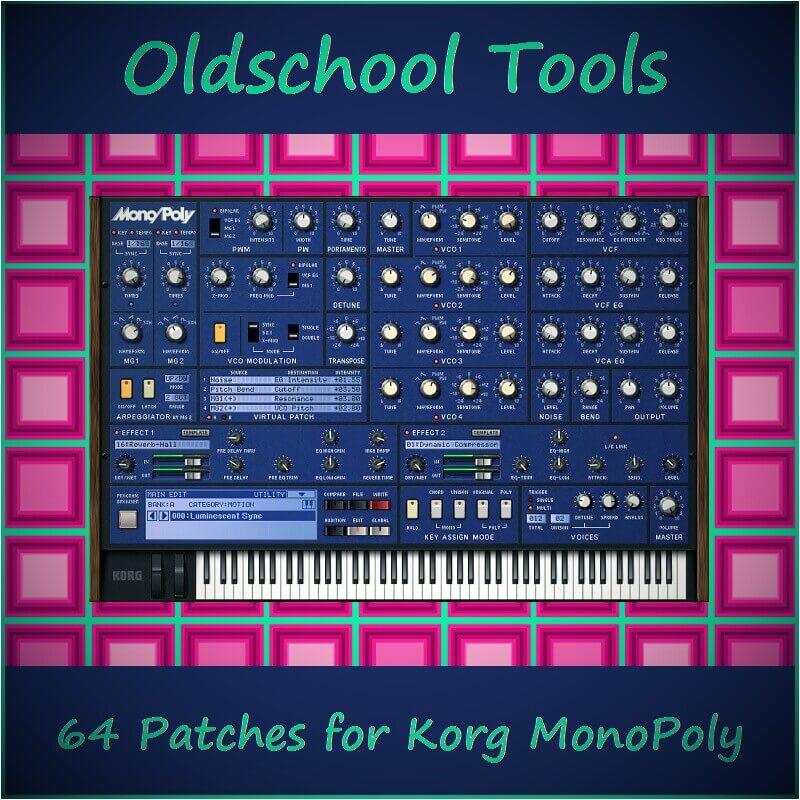 Oldschool Tools