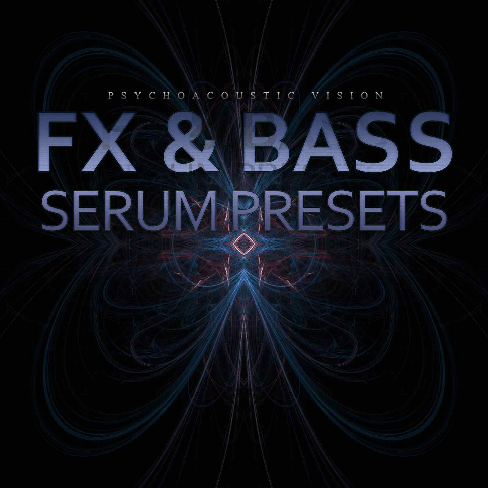 PAV FX & Bass Vol. 1 for Serum