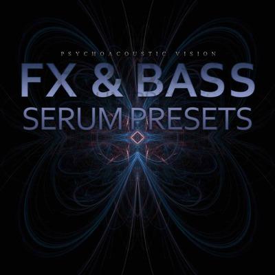 PAV FX & Bass Vol. 1 for Serum