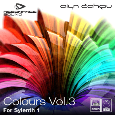 AZS Colours Vol.3 Sylenth1
