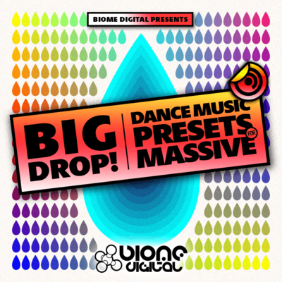 Big Drop! Dance Music Presets For Massive (Complete)