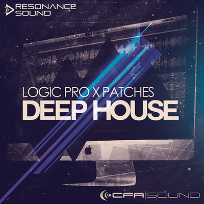 CFA-Sound Logic Pro X Deep House Patches