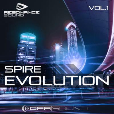 CFA-Sound Spire Evolution Vol.1