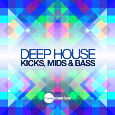 Deep House Kicks, Mids, and Bass
