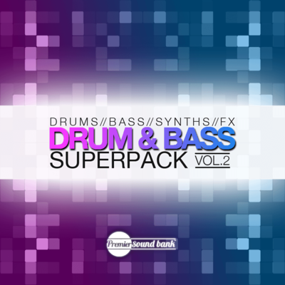 Drum & Bass Superpack Volume 2