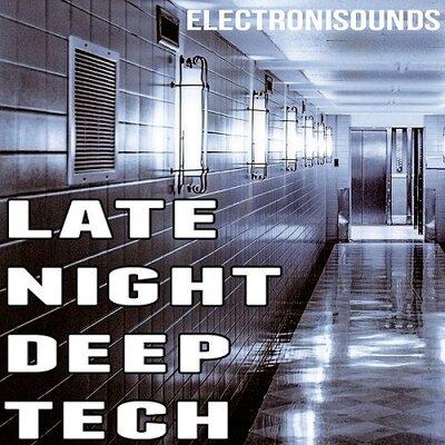 Late Night Deep Tech Demo - Free WAV Samples