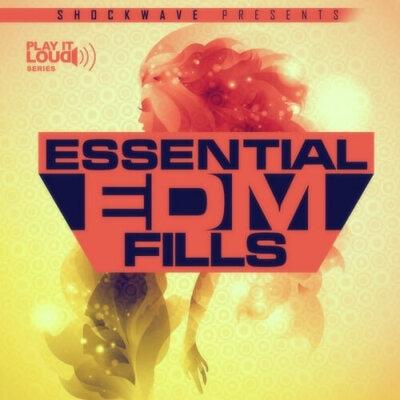 Play It Loud: Essential EDM Fills Vol 1