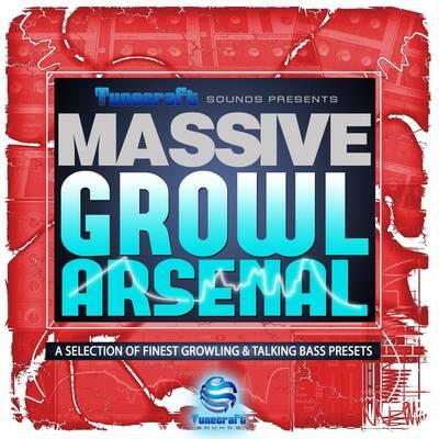 TuneCraft Growl Arsenal