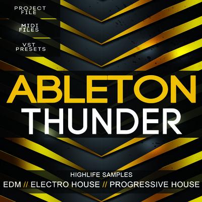 Ableton EDM Thunder Template