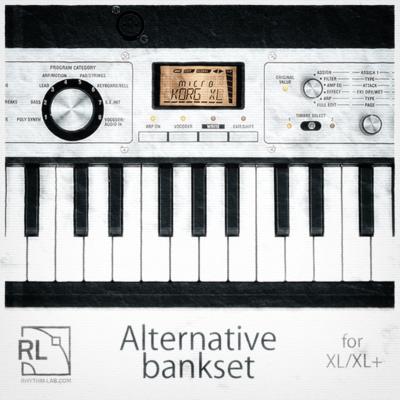 Microkorg XL / XL  Alternative Bankset