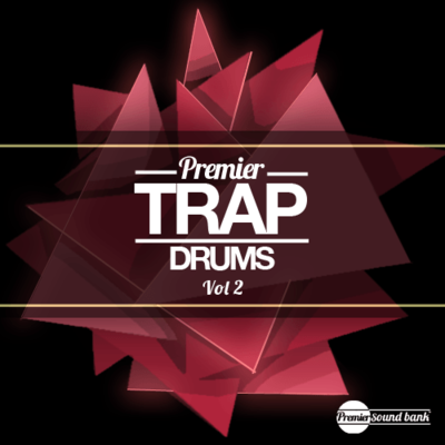 Premier Trap Drums Volume 2