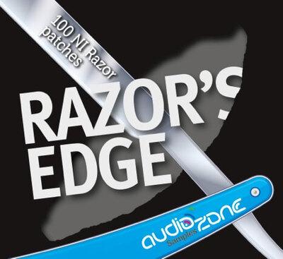 RAZOR'S EDGE - 100 NI Razor's patches