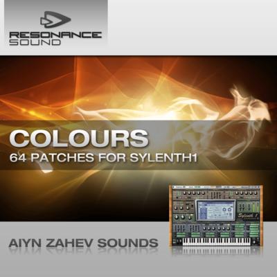 AIyn Zahev - Colours Vol.1 Sylenth1
