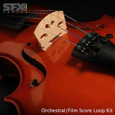 Orchestral/Film Score Loop Kit