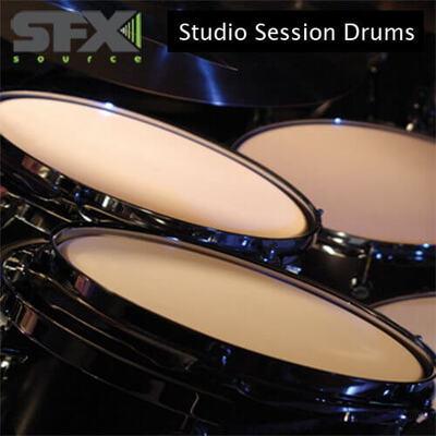Studio Session Drums