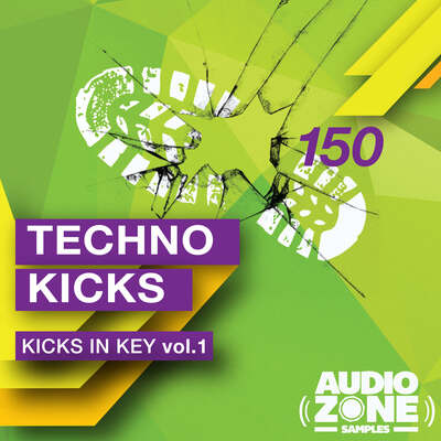 Techno Kicks in Key Vol.1