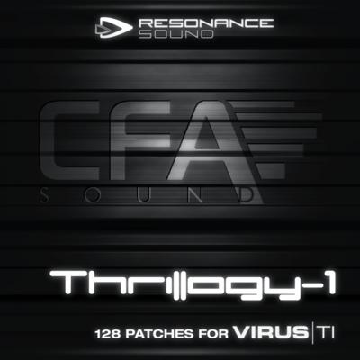 CFA-Sound - Thrillogy-1 Virus TI
