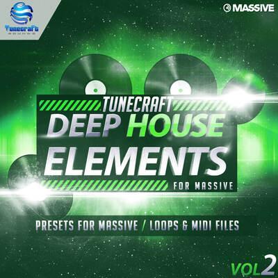 Tunecraft Deep House Elements Vol.2
