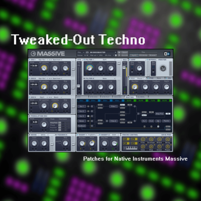 Tweaked Out Techno