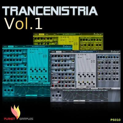 Planet Samples Zebra Trancenistria Vol.01