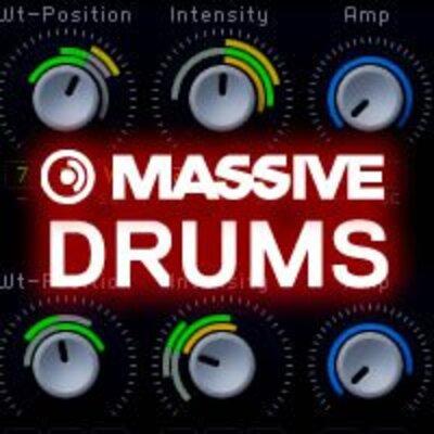 Massive Drums V.1