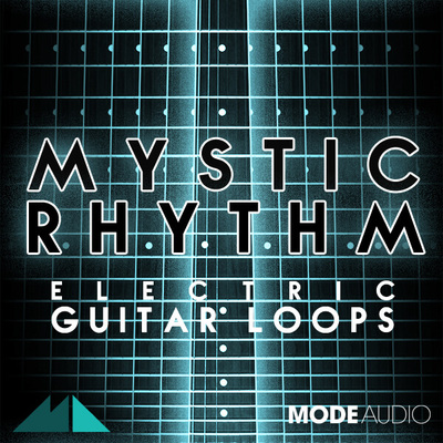 Mystic Rhythm: Electric Guitar Loops