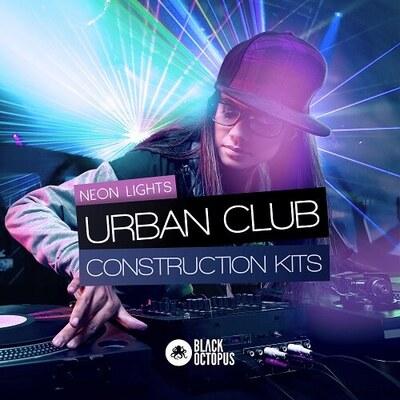 Neon Lights: Urban Club Construction Kits