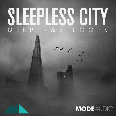 Sleepless City: Deep R&B Loops
