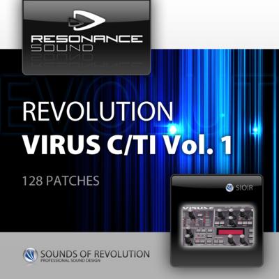 SOR Revolution Virus C/TI Vol.1