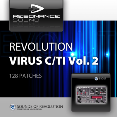 SOR Revolution Virus C/TI Vol.2