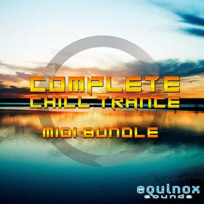 Complete Chill Trance MIDI Bundle