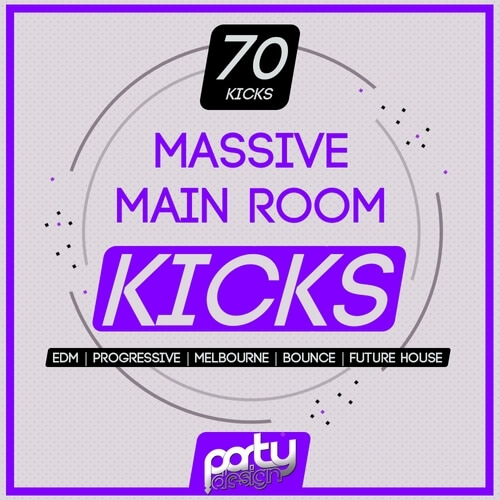 Massive Main Room Kicks Vol 1