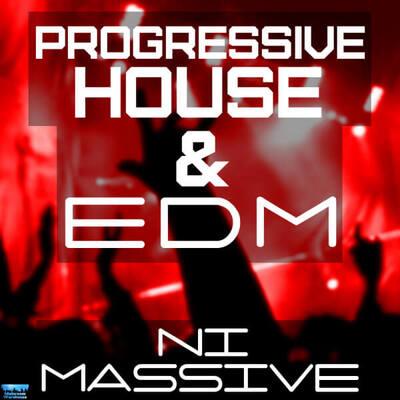 Progressive House & EDM For NI Massive