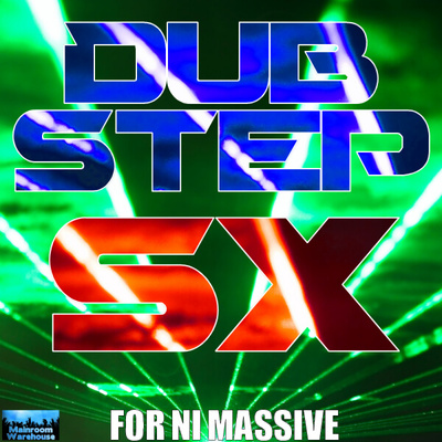 Dubstep SX For NI Massive