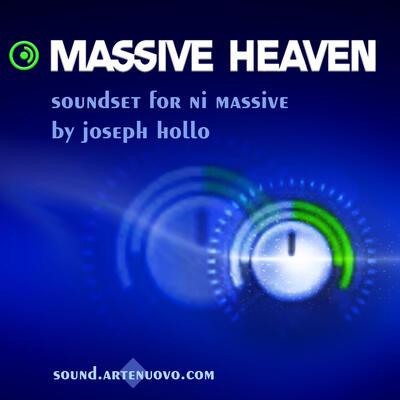Massive Heaven by Joseph Hollo