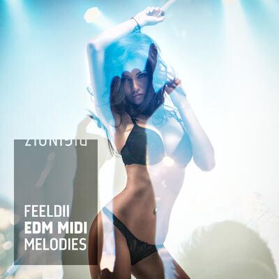 Feeldii EDM Midi Melodies