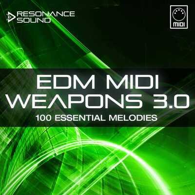 EDM MIDI Weapons 3.0