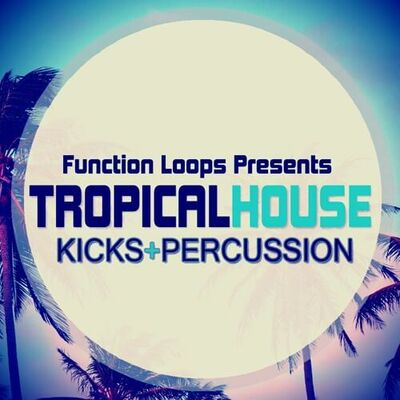 Tropical House Kicks & Percussion