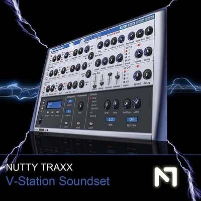 Nutty Traxx - V-Station Soundset