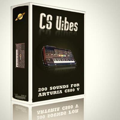 CS Vibes: Arturia CS80 V presets