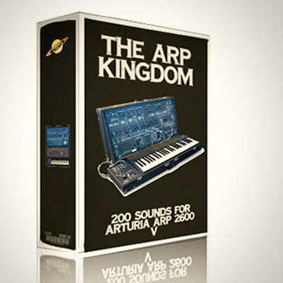 The Arp Kingdom: Arturia Arp2600 V Presets