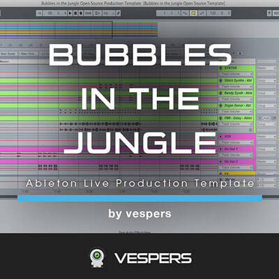 Bubbles in the Jungle Production Template