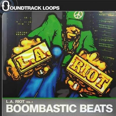 L.A. Riot Vol 1. Boombastic Beats
