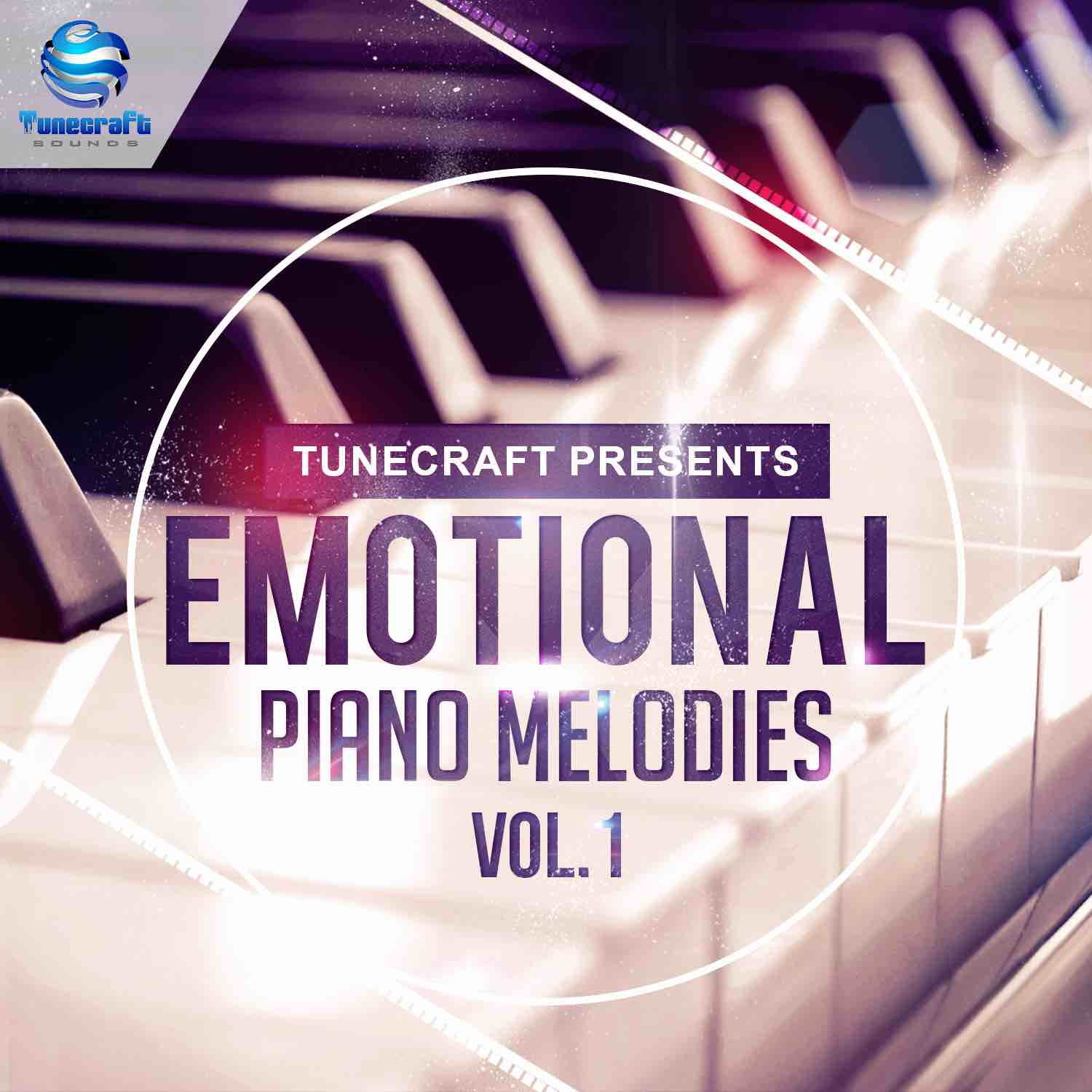 Tunecraft Emotional Piano Melodies  Vol.1