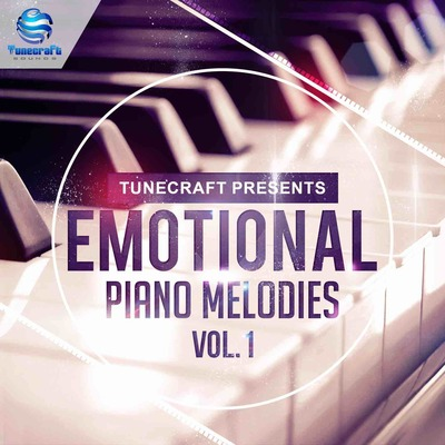 Tunecraft Emotional Piano Melodies  Vol.1
