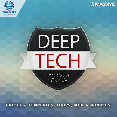 Tunecraft Deep Tech Producer Bundle