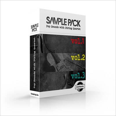 Pop Sounds with String Quartet - All Bundle
