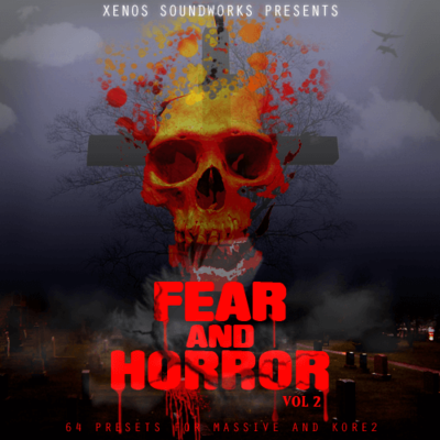 Fear and Horror Volume 2 for N.I. Massive