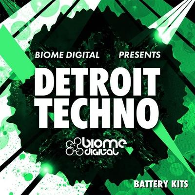 Detroit Techno Construction Kits - Battery Kits