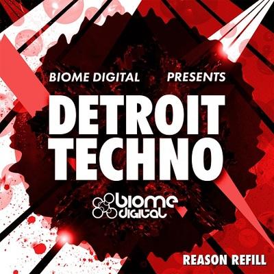 Detroit Techno Construction Kits - Reason ReFill